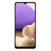 Telefon Mobil Samsung Galaxy A32, Procesor MediaTek MT6853 Dimensity 720 Octa-Core 2.0GHz, IPS LCD 6.5inch, 4GB RAM, 128GB Flash, Camera Quad 48+8+5+2MP, Wi-Fi, 5G, Dual Sim, Android (Alb)